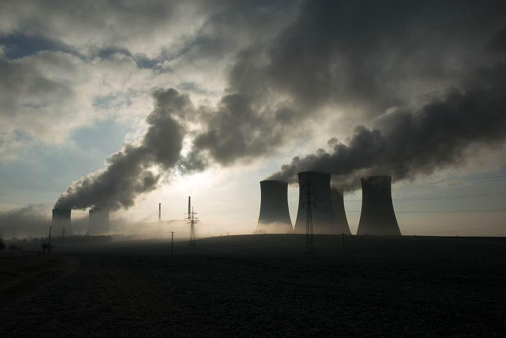 jaderná energie - Deník: Na chladících věžích se objevily ekologické symboly - V Česku (S13 2714 1024) 1