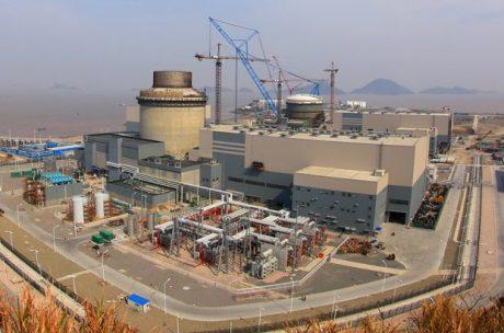 jaderná energie - Čína zahájila výrobu palivových komponent pro reaktory AP1000 - Ve světě (Sanmen 02 21 2014 460 Westinghouse) 1