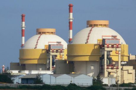 jaderná energie - Indie schválila odlití prvního betonu pro JE Kudankulam - Nové bloky ve světě (TH03 KUDANKULAM 1164176f) 1