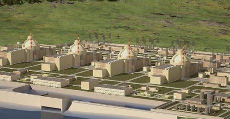 jaderná energie - Projekt JE Akkuyu obdržel výrobní licenci - Nové bloky ve světě (akkuyu schematic) 1