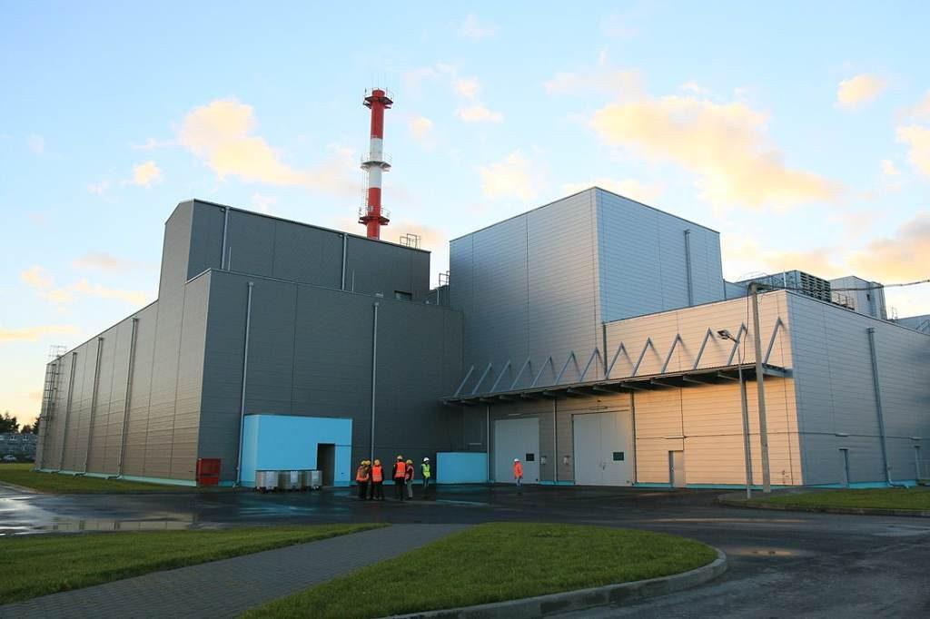 jaderná energie - V Litvě začínají horké zkoušky centra pro zpracování radioaktivního odpadu - Back-end (budovy zpracovatelského centra B2 3 a 4 1024) 1
