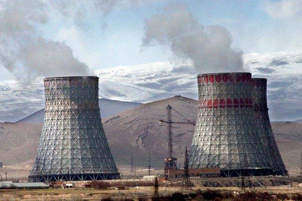 Rusko začne modernizovat arménskou elektrárnu v roce 2018