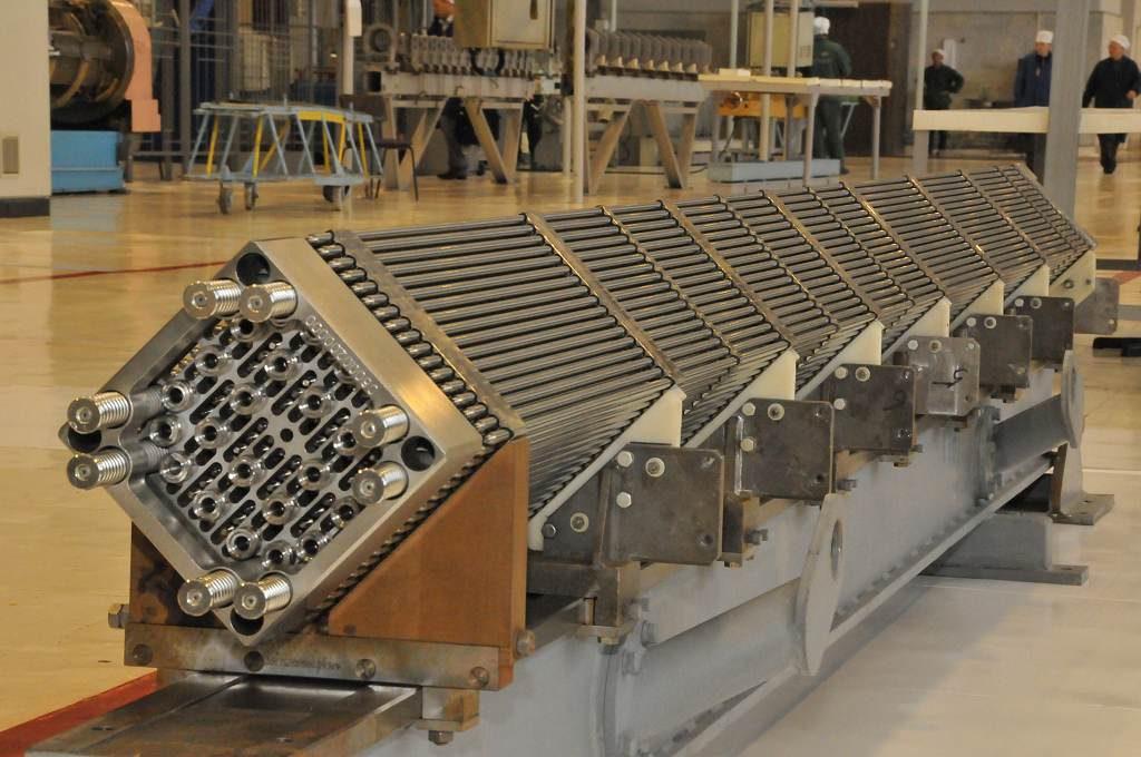 jaderná energie - Pilotní provoz paliva TVS-Kvadrat se rozšiřuje - Palivový cyklus (1 1 1024) 1