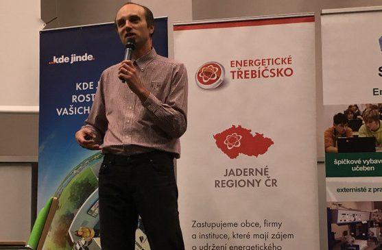 Karel Katovský: Rozjezd jaderného vzdělávání bude mít velkou setrvačnost
