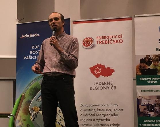 jaderná energie - Karel Katovský: Rozjezd jaderného vzdělávání bude mít velkou setrvačnost - V Česku (9middle) 1
