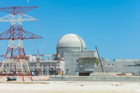 jaderná energie - Druhý blok JE Barakah dokončil studené testování - Nové bloky ve světě (Barakah 2 July 2017 460) 1