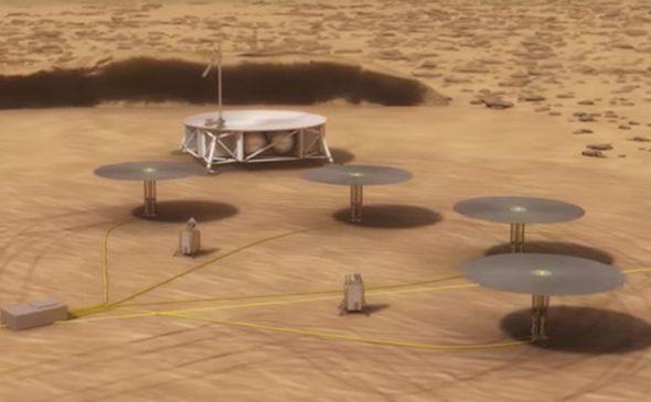 NASA usiluje o jadernou energii na Marsu