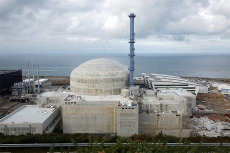 jaderná energie - Společnost EDF potvrdila plán pro spuštění reaktoru EPR v JE Flamanville - Nové bloky ve světě (Flamanville EPR 460 EDF) 1