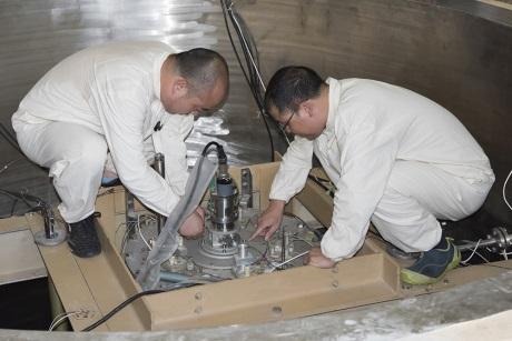 jaderná energie - Ghanský výzkumný reaktor je připraven na používání nízko obohaceného uranu - Ve světě (GHARR 1 fuel conversion 460 NNSA) 3