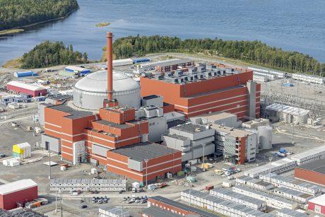 jaderná energie - Společnost TVO získá další odškodné v rozhodčím řízení ohledně JE Olkiluoto - Nové bloky ve světě (Olkiluoto 3 August 2016 460 TVO) 1