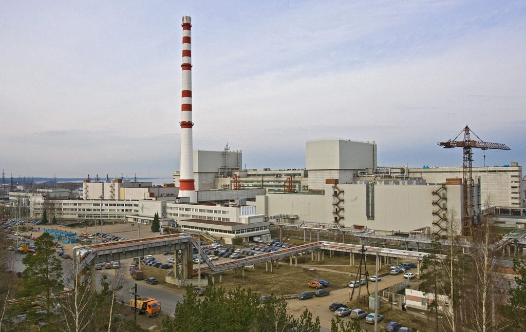 jaderná energie - Zahraniční diplomaté potvrdili bezpečnost jaderných objektů vRusku - Ve světě (RIAN archive 305005 Leningrad nuclear power plant) 2