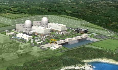 Pozastavení výstavby dvou korejských reaktorů v JE Shin Kori