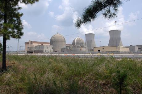 jaderná energie - Do druhého bloku JE Vogtle proběhne zakládání pokročilého chromového paliva - Ve světě (Vogtle 1 2 Southern NRC 460) 1
