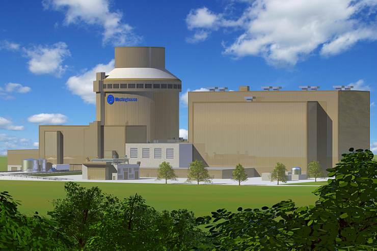 jaderná energie - HN: Jaderný Westinghouse se nestane kořistí Rusů ani Číňanů. Bílý dům je připraven podniknout mimořádná opatření - Ve světě (ap1000 rendering 740) 1