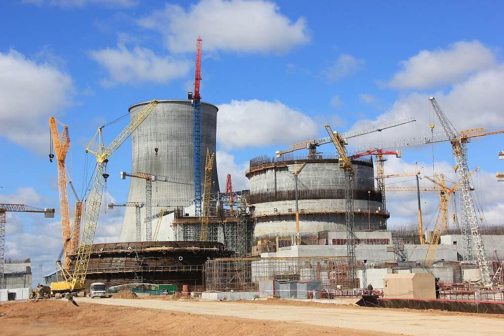jaderná energie - Rosatom potvrdil plány uvést Ostrověckou JE do provozu vroce 2020 - Nové bloky ve světě (beloruska je 1024) 1