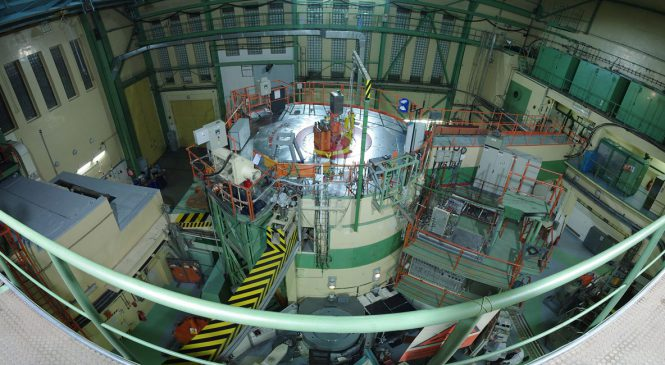 Centrum výzkumu Řež: Výstavba velké výzkumné infrastruktury SUSEN dokončena