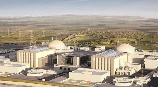 Spojené království potřebuje více jaderné energie pro nízkouhlíkovou budoucnost, říká National Grid