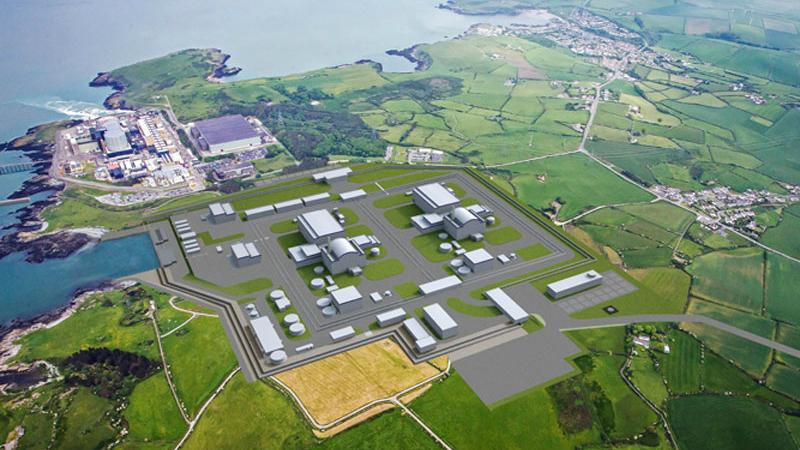 jaderná energie - Rozhovory potvrdily korejský podíl na jaderném projektu britské společnosti Horizon - Nové bloky ve světě (wales nuclear) 5