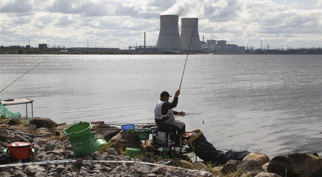 prekon.cz: Rybolov u jaderných elektráren