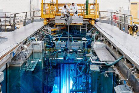 jaderná energie - Thorium jako potenciální palivo pro další generaci jaderných reaktorů - Ve světě (108906 hvdh) 1