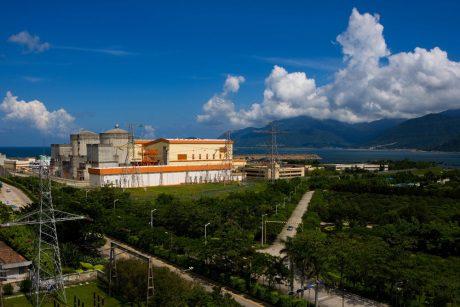 jaderná energie - Čína uzavřela smlouvu se společností GE o poskytování služeb pro JE Ta-ja Bay - Ve světě (Daya Bay 460 DNMC) 1
