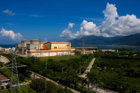 jaderná energie - Čína uzavřela smlouvu se společností GE o poskytování služeb pro JE Ta-ja Bay - Ve světě (Daya Bay 460 DNMC) 4