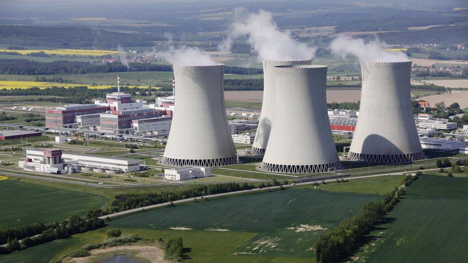 jaderná energie - CVVM: Většina Čechů je pro zachování i růst jaderné energie - V Česku (JE Temelín zdroj byznys.ihned .cz 1) 1