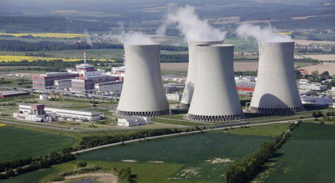 JE Temelín může letos pokořit rekord ve výrobě elektřiny z roku 2012