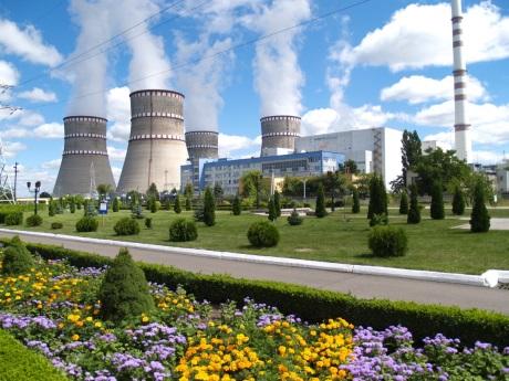jaderná energie - Ukrajina chce udržet podíl jádra ve své energetice - Ve světě (Rovno plant 460 Energoatom) 2