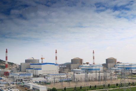 jaderná energie - Na třetím bloku JE Tchien-wan probíhá zakládání paliva - Nové bloky ve světě (Tianwan 1 3 460 Rosatom) 1