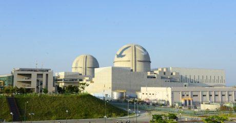 jaderná energie - Uvedení druhého korejského reaktoru APR1400 do provozu bylo odloženo - Nové bloky ve světě (Units 3 and 4 at Shin Kori 460 KHNP) 1