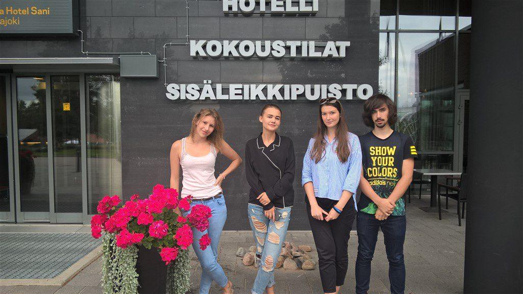 jaderná energie - aktualitycz: Čeští studenti poznávali nové kultury ve Finsku - Ve světě (WP 20170807 10 02 58 Pro 1024 x 576) 1