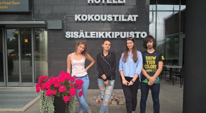 aktualitycz: Čeští studenti poznávali nové kultury ve Finsku