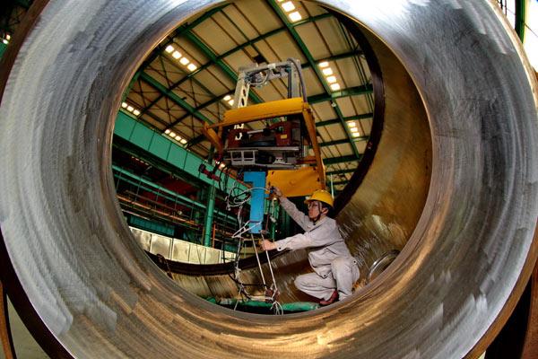 Čínská jaderná technologie se globálně rozšiřuje