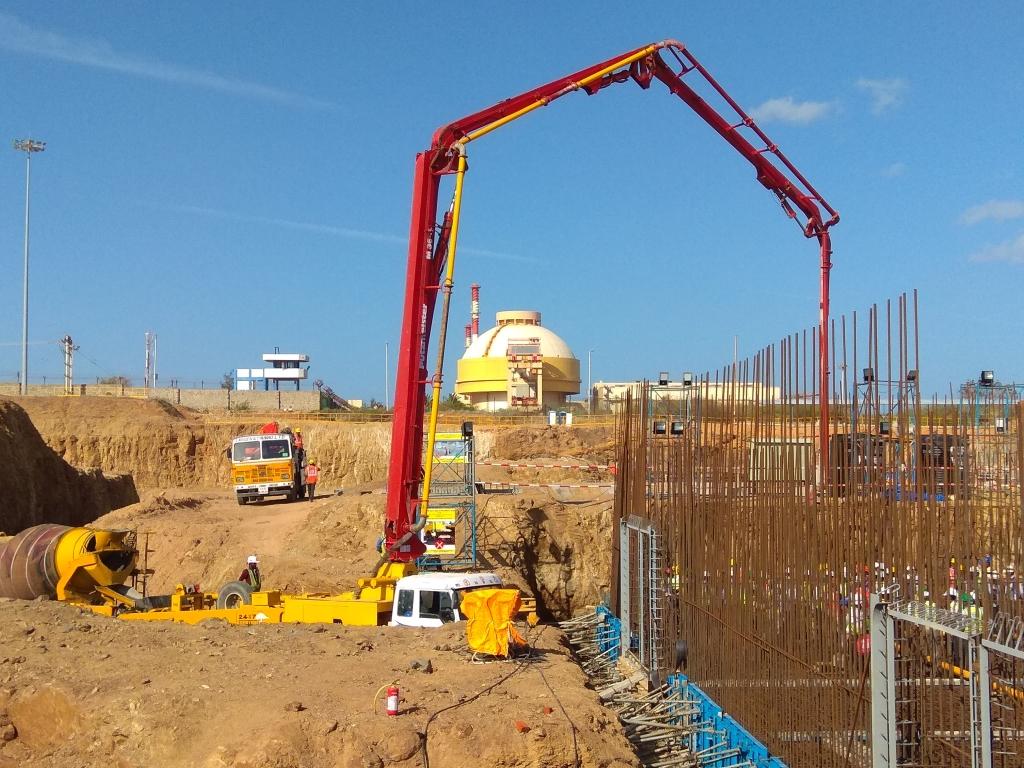 jaderná energie - Třetí část indické JE Kudankulam přechází do fáze realizace - Nové bloky ve světě (kkaes 3) 3