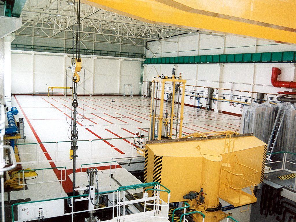 jaderná energie - Energia.sk: Výber úložiska pre jadrový odpad sa zúžil na dve lokality - Back-end (msvp5 medzisklad vyhoreneho paliva) 1
