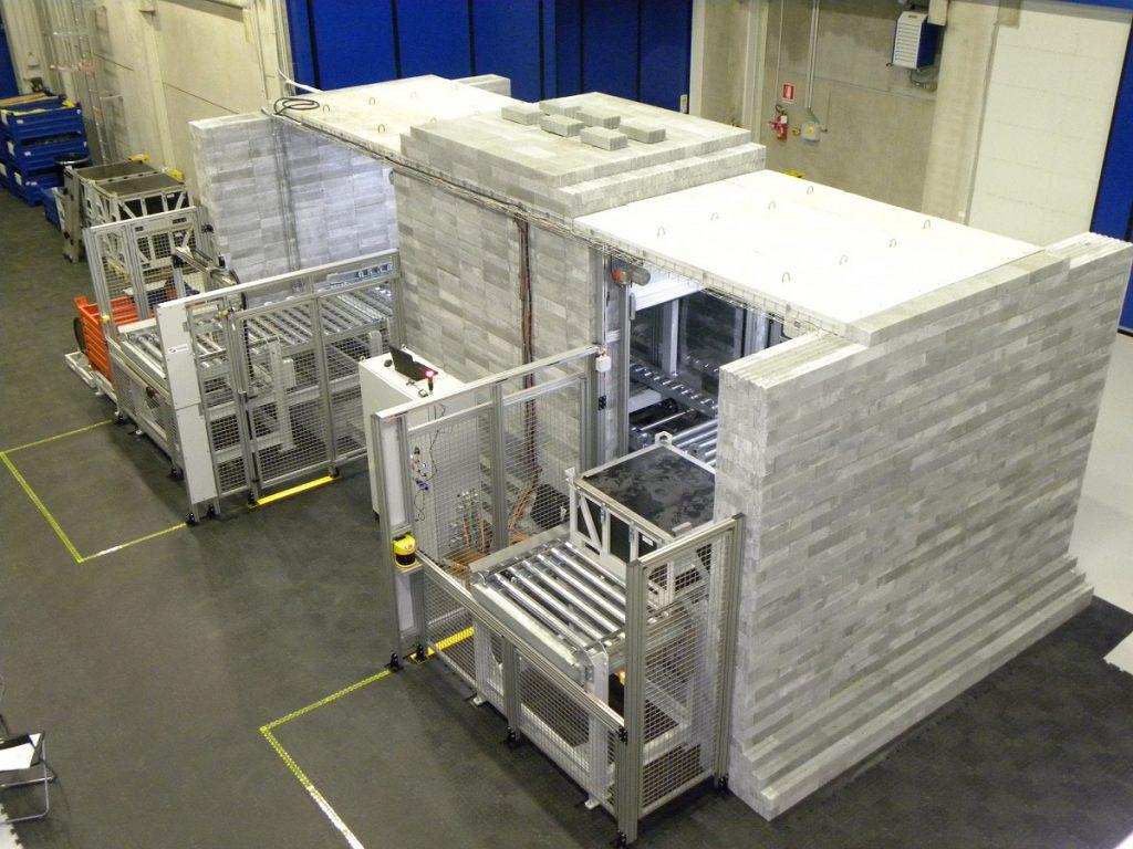 jaderná energie - Největší neutronový zdroj na světě využije český patent. Třebíčská NUVIA podepsala další smlouvu za 100 milionů korun - Zprávy (použití stínění na zařízení pro Free Realease Measurement System 6) 3