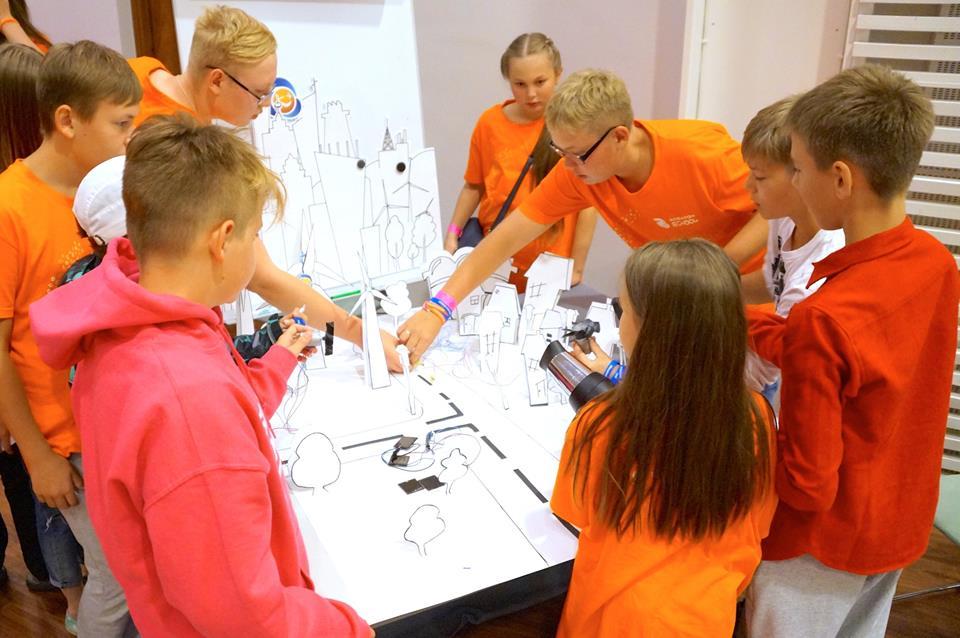 jaderná energie - aktualitycz: Čeští studenti poznávali nové kultury ve Finsku - Ve světě (projekt) 2