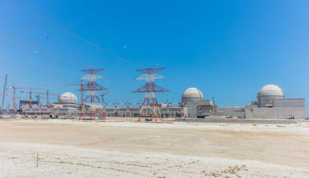 jaderná energie - osel.cz: Současný stav a budoucnost jaderné energetiky - Ve světě (1bloky apr1400 se dokoncuji i ve spojenych arabskych emiratech) 1