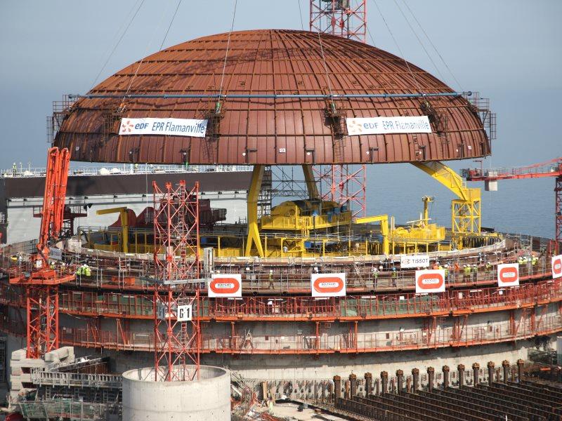 jaderná energie - Světová jaderná kapacita by se mohla do roku 2050 více než zdvojnásobit - Zprávy (397158) 1