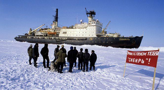 Jaderný ledoborec Sibiř již brzy vypluje na moře