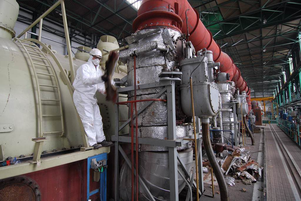jaderná energie - vEnergetike: Pri vyraďovaní jadrovej elektrárne V1 pomôže Westinghouse - Back-end (ASC 0413 1024) 1