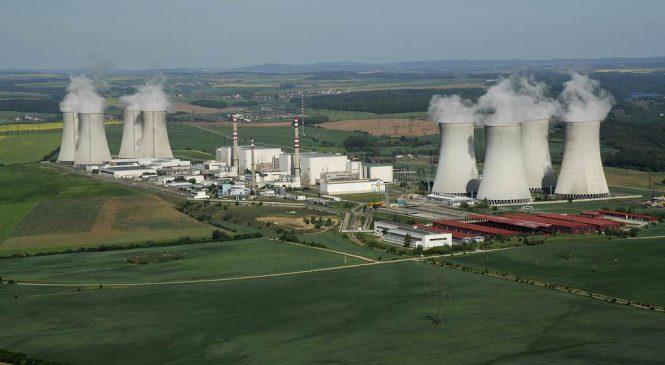 Čtvrtý reaktorový blok Jaderné elektrárny Dukovany opět dodává elektřinu