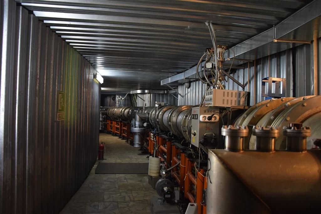 Laboratoř vysokých energií v Dubně