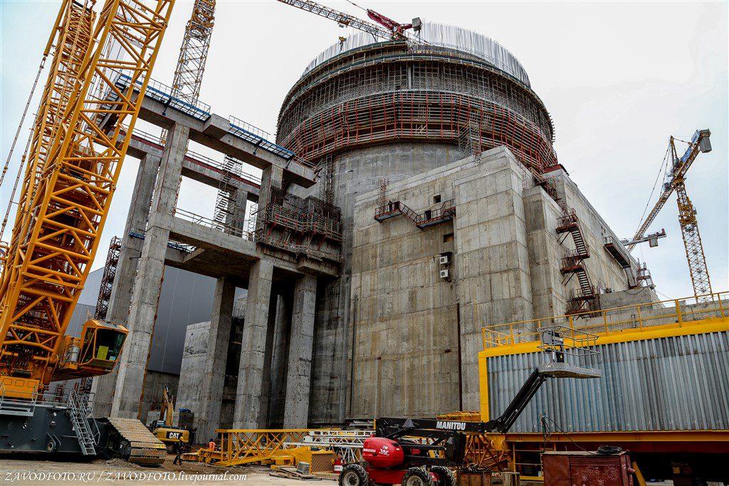 jaderná energie - Bezpečnostní systémy na Leningradské II elektrárně byly otestovány - Nové bloky ve světě (IMG 4685) 1