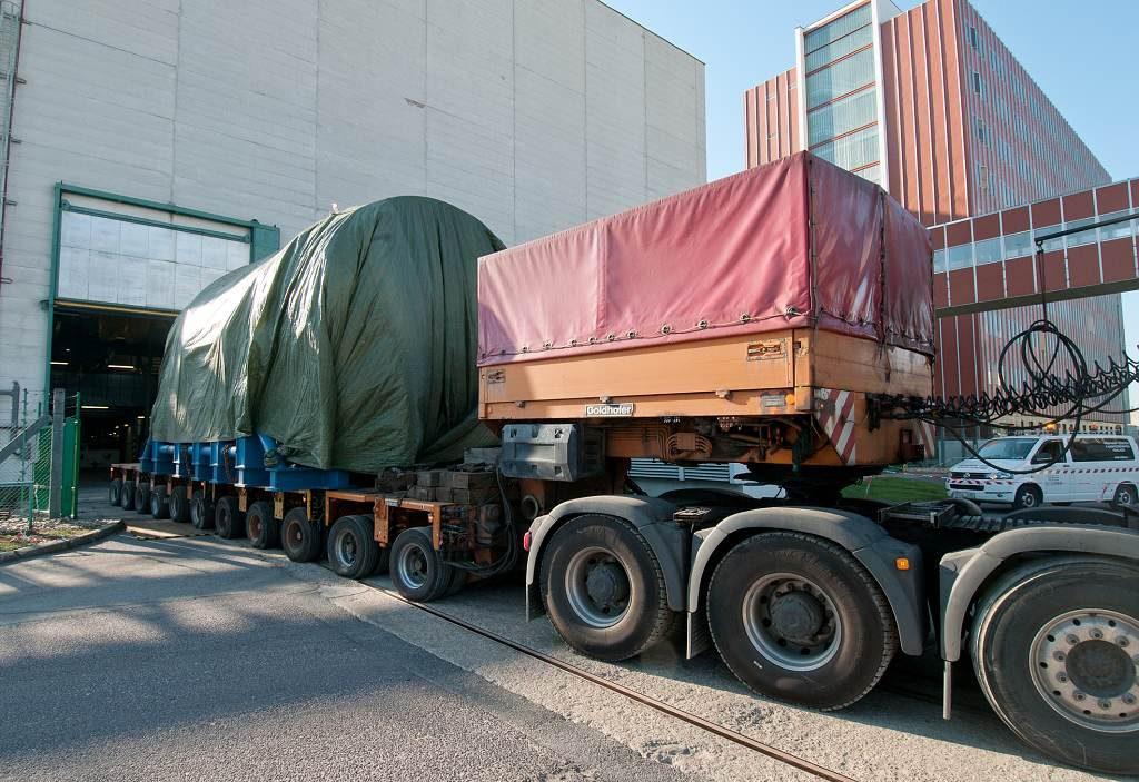 jaderná energie - ČT: Třebíč se díky dostavbě Dukovan možná dočká obchvatu dřív než čekala - Nové bloky v ČR (JAS6397 1024) 1