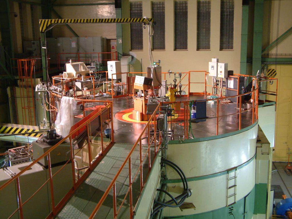 jaderná energie - Řež: 60 let od první jaderné reakce v ČSR - V Česku (LVR 15 soucasnost) 5