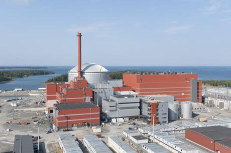 jaderná energie - Společnost TVO podává odvolání proti rozhodnutí o státní podpoře firmy Areva - Nové bloky ve světě (Olkiluoto 3 July 2014 460) 1