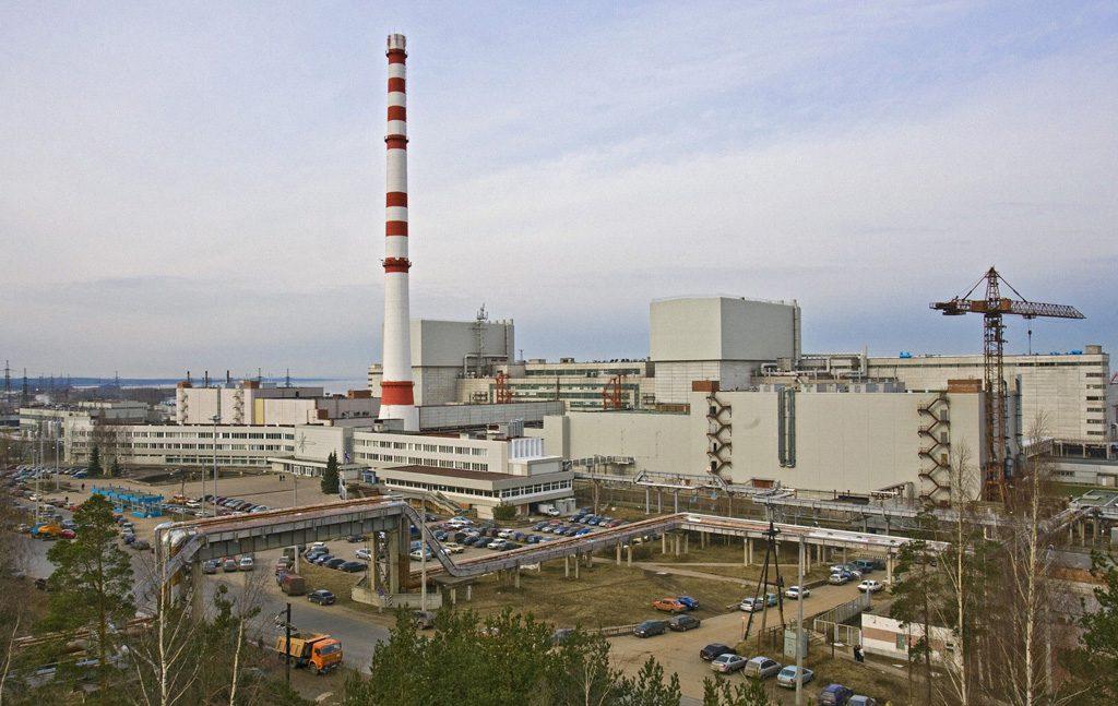jaderná energie - Fotogalerie Leningradské II elektrárny - Nové bloky ve světě (RIAN archive 305005 Leningrad nuclear power plant) 1