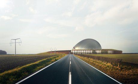 jaderná energie - Britské konsorcium pro reaktory SMR volá po státní podpoře - Ve světě (SMR render 460 Rolls Royce) 1